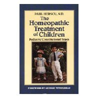 9781556430503: The Homeopathic Treatment of Children: Pediatric Constitutional Types (Portrait of Indifference)