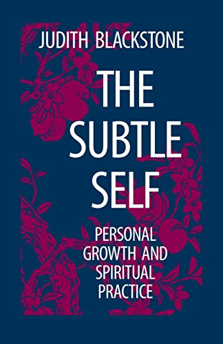 The Subtle Self: Blackstone, Judith