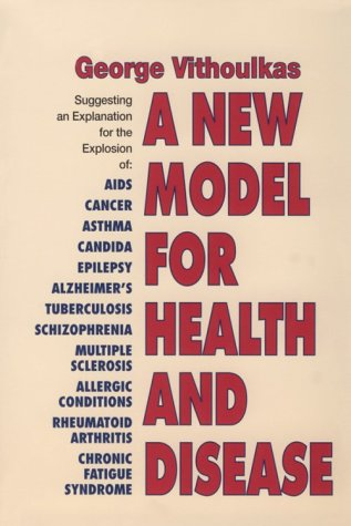 9781556430879: A New Model of Health and Disease