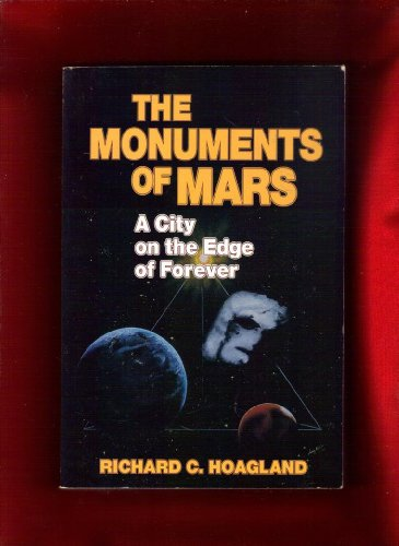 9781556431180: Monuments of Mars a City On the Edge Of Forever