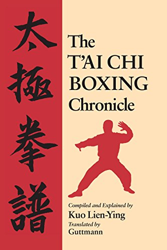 9781556431777: The T'ai Chi Boxing Chronicle