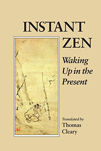Instant Zen : Waking up in the Present