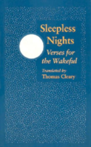 9781556432002: Sleepless Nights: Verses for the Wakeful (College Audience Papers)