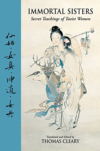 9781556432224: Immortal Sisters: Secret Teachings of Taoist Women
