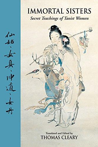 9781556432224: Immortal Sisters: Secret Teachings of Taoist Women