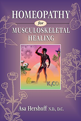 9781556432378: Homeopathy for Musculoskeletal Healing