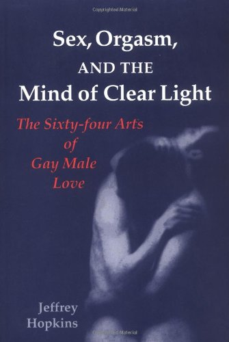 9781556432743: Sex, Orgasm, and the Mind of Clear Light: The Sixty-four Arts of Gay Male Love