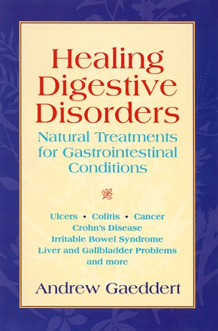 9781556432811: Healing Digestive Disorders: Natural Treatments for Gastrointestinal Conditions