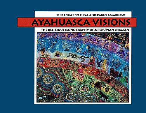 9781556433115: Ayahuasca Visions: The Religious Iconography of a Peruvian Shaman