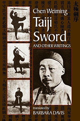 Taiji Sword and Other Writings.