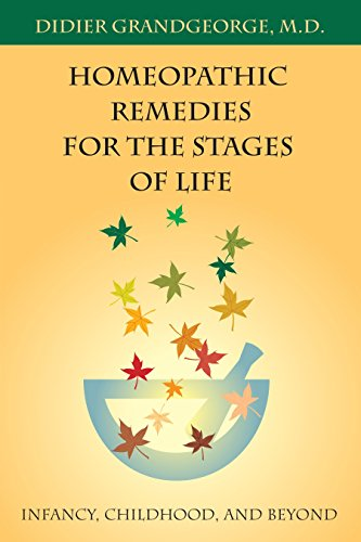 9781556434099: Homeopathic Remedies for the Stages of Life: Infancy, Childhood and Beyond