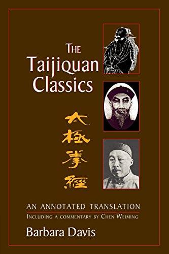 9781556434310: The Taijiquan Classics: An Annotated Translation