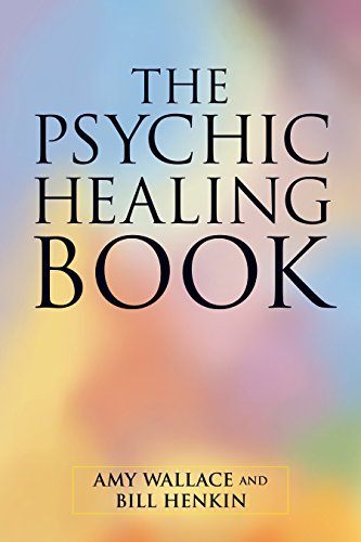 9781556435270: The Psychic Healing Book