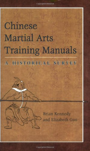 9781556435577: Chinese Martial Arts Training Manuals: A Historical Survey