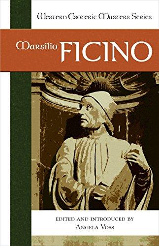 9781556435607: Marsilio Ficino (Western Esoteric Masters)
