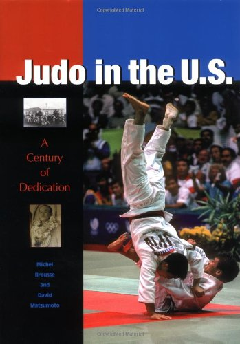 9781556435638: Judo in the U.S.: A Century of Dedication