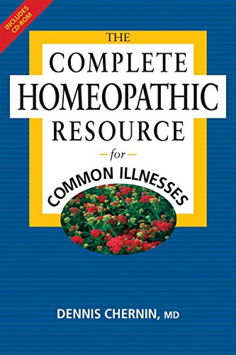 9781556436086: The Complete Homeopathic Resource for Common Illnesses