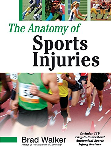 9781556436666: The Anatomy of Sports Injuries