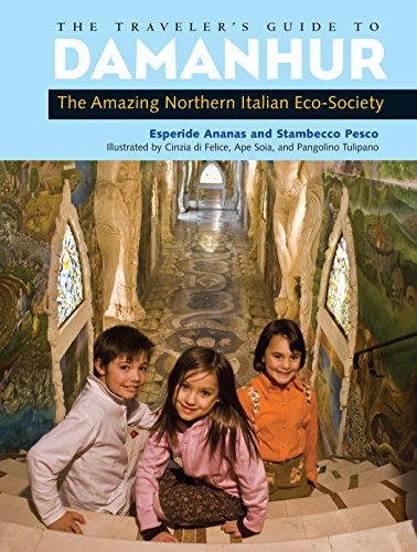 9781556437618: The Traveler's Guide to Damanhur: The Amazing Northern Italian Eco-Society