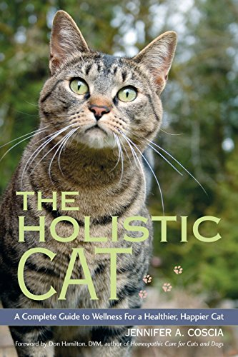 9781556437663: The Holistic Cat: A Complete Guide to Wellness for a Healthier, Happier Cat