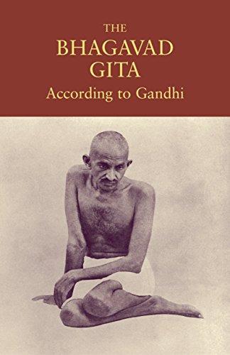 9781556438004: The Bhagavad Gita According to Gandhi