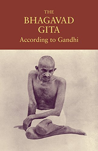 9781556438004: The Bhagavad Gita According to Gandhi