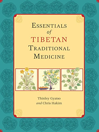 Essentials of Tibetan Traditional Medicine: Gyatso, Thinley; Hakim, Chris