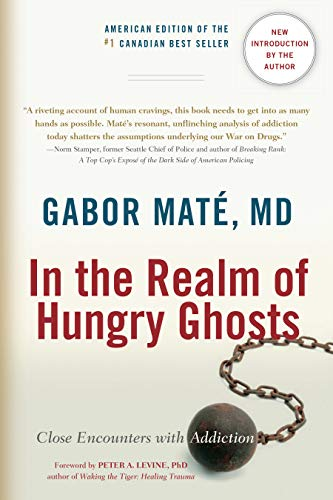 9781556438806: In the Realm of Hungry Ghosts: Close Encounters with Addiction