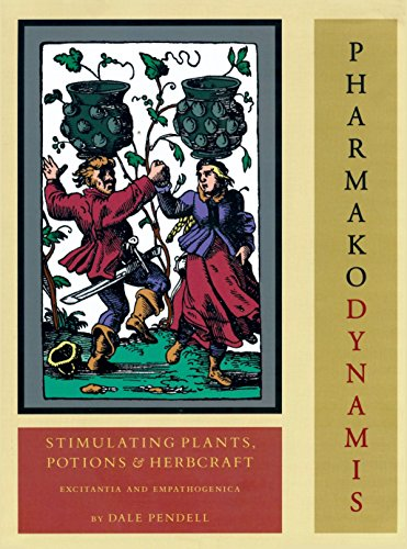 9781556438882: Stimulating Plants, Potions and Herbcraft: Excitania and Empathogenica (Pharmako)