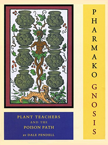 9781556438899: Pharmako/Gnosis: Plant Teachers and the Poison Path