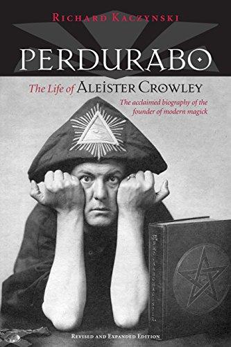9781556438998: Perdurabo, Rev: The Life of Aleister Crowley