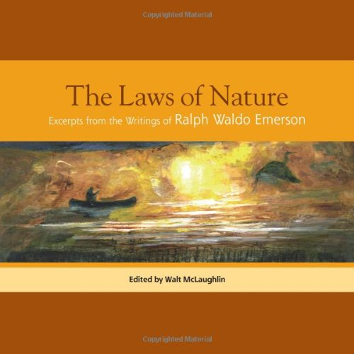 9781556439315: The Laws of Nature: Excerpts from the Writings of Ralph Waldo Emerson