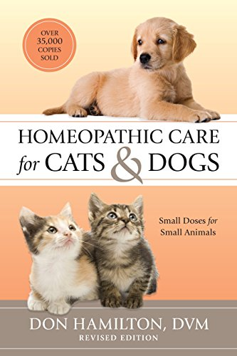 9781556439353: Homeopathic Care for Cats and Dogs: Small Doses for Small Animals