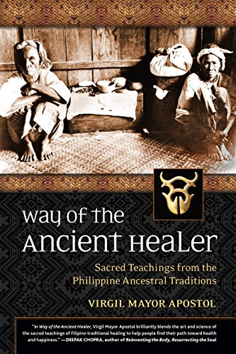 9781556439414: Way of the Ancient Healer: Sacred Teachings from the Philippine Ancestral Traditions