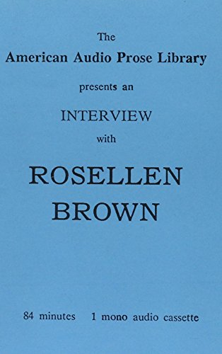 Rosellen Brown, Interview (1556440391) by Brown, Rosellen