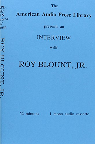 Roy Blount Crackers, Interview (1556440677) by Blount, Roy, Jr.