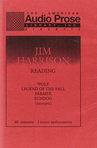 9781556441059: Jim Harrison: Wolf/Readings
