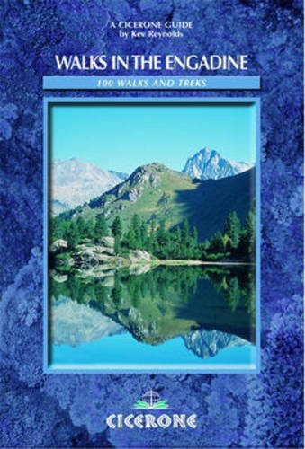 9781556500817: Walks in the Engadine Switzerland