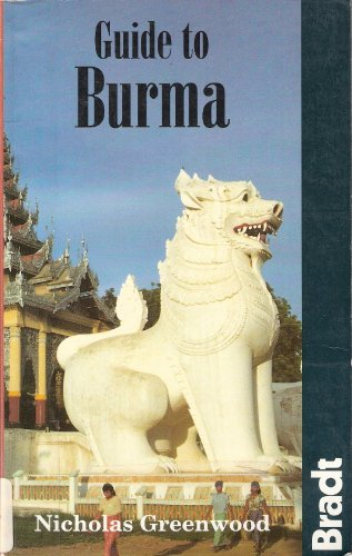 9781556505607: Guide to Burma