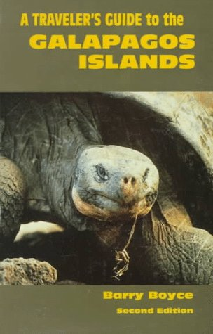 9781556506406: A Traveler's Guide to the Galapagos Islands