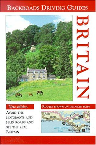 9781556508950: Britain on Backroads