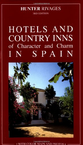 9781556509032: Hotels of Character & Charm in Spain