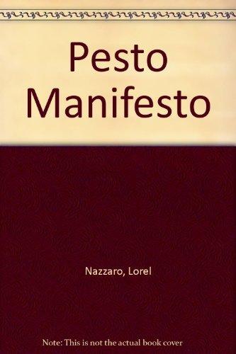 9781556520280: Pesto Manifesto