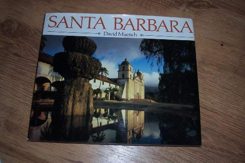 Santa Barbara (9781556520464) by Muench, David; Temple, David