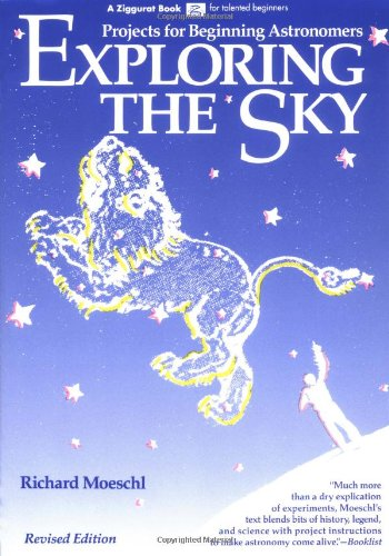 9781556521607: Exploring the Sky: Projects for Beginning Astronomers