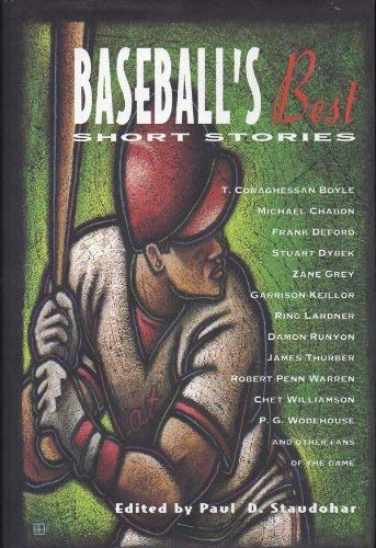 9781556522475: Baseball's Best Short Stories