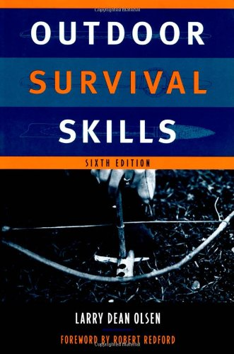 9781556523236: Outdoor Survival Skills