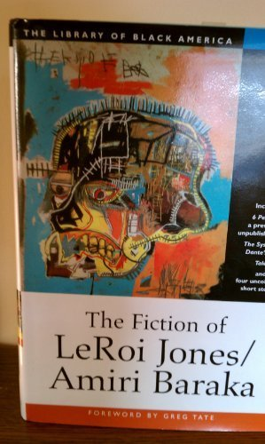 9781556523465: The Fiction of LeRoi Jones/Amiri Baraka (The Library of Black America series)