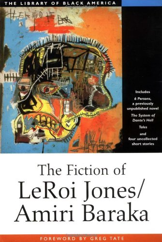 9781556523533: The Fiction of Leroi Jones/Amiri Baraka (The Library of Black America)