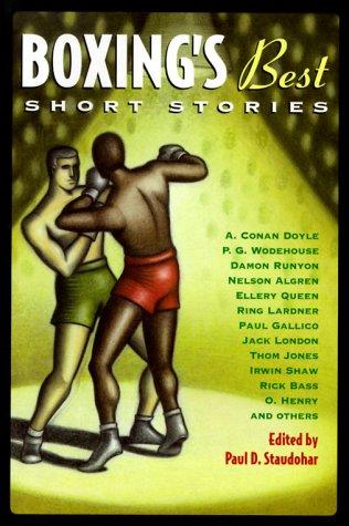 Boxing's Best Short Stories: Paul D. Staudohar